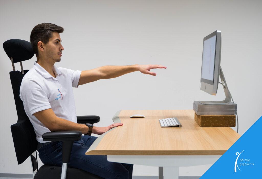 ANALÝZA pohybu při práci – ONLINE